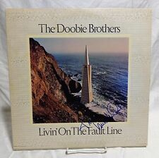 The Doobie Brothers Michael McDonald Signed Autographed Album