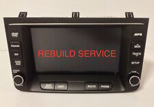 HYUNDAI GENESIS 96563-3M851 965633M851 TOUCH SCREEN REPAIR SERVICE