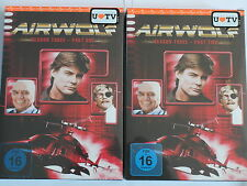 Airwolf Sammlung Season 3 Part 1 + 2 - Kult TV Serie 80er, Jan Michael Vincent