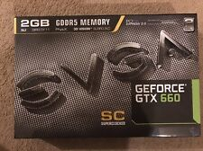 eVGA GeForce GTX 660 Superclocked (2048 MB) (02G-P4-2662-KR) Graphics Card