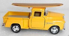 1955 Chevrolet Pickup S3100 Surf Truck Auto Die-Cast Model Miniature Decor Toy