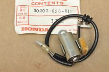 NOS New Honda E300 ER400 Generator Ignition Condenser 30203-836-013