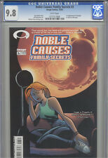 CGC 9.8 Noble Causes Family Secrets 3 Variant 1st Appearance of Invincible!!! 3a