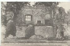 Isle of Wight Postcard - King Charles's 1st's Prison Window - Carisbrooke  BE109