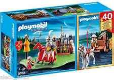 Playmobil Médiéval Chevaliers Ensemble 5168 Knights,Edition Limitée Anniversaire