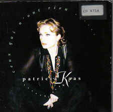 Patricia Kaas-Ceux Qui Nont Rien cd single