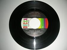 Yvonne Elliman - I Don't Know How To Love him   45 Decca Records  VG+ 1971