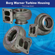 Borg Warner Turbine Housing for 80mm Wheel - 1.00 A/R Twin Scroll T4 Inlet