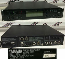 Yamaha DEQ5 Dual Channel Digital Equalizer
