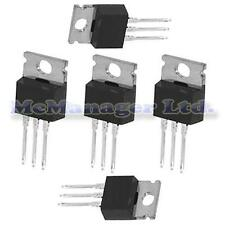 5x IRF530 PBF N Channel Advanced Power MOSFET Transistor