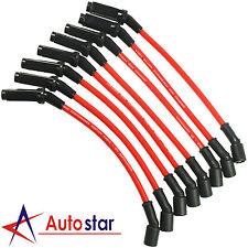 Performance Spark Plug Wires Set For Chevy/GMC 99-06 LS1 Vortec 4.8L 5.3L 6.0L