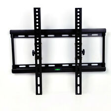 "Swivel Tilt Dual Arm LED LCD PLASMA TV Stands Wall Mount Brackets For 26""~55"" TV"