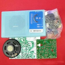 DIY Kits Superheterodyne Radio Receiver 6 Transistor + sch + case