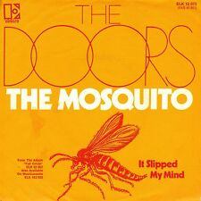 "7"" Doors – The Mosquito / I Slipped My Mind // Germany 1972"