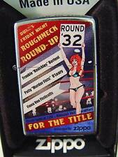 Zippo® Comic Collection For The Title Pin up Girl    New / Neu OVP