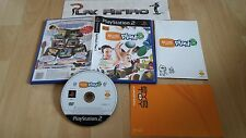 PLAY STATION 2 PS2 EYETOY PLAY 2  COMPLETO PAL ESPAÑA