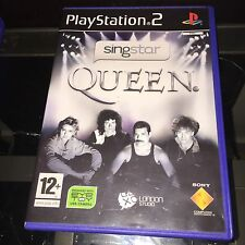 Singstar Queen (PS2) PlayStation 2 complete