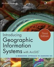 Introducing Geographic Information Systems with ArcGIS: A Workbook App-ExLibrary