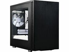 Fractal Design Define Nano S Black Window Silent Mini ITX Mini Tower Computer Ca