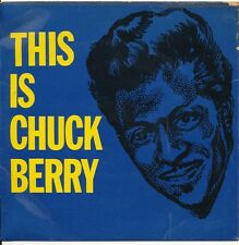 "7"" - Chuck Berry - This Is Chuck Berry - PYE NEP. 44013 - UK 1963"