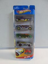 Hot Wheels Gift Pack Sky Jump 5 Pack