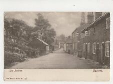 Old Beccles Vintage Postcard Wrench 124b