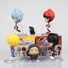 Kuroko no Basuke Basket Set 6 Toy Figure Figurine Doll Series delivery free AAA