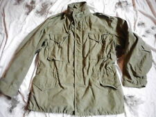 ORIGINAL US army M65 M 65 alpha industries COAT jacket 1972 VIETNAM WAR OG107