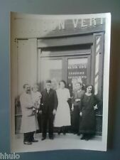 A919 Photographie Originale Magasin commerce A la Maison Verte Droguerie 1920