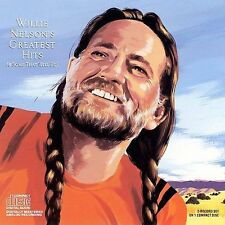 Willie Nelson's Greatest Hits (& Some that Will Be) - CD