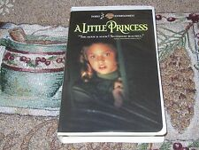~A LITTLE PRINCESS~VHS VIDEO~LIESEL MATTHEWS LIAM CUNNINGHAM GREAT FAMILY MOVIE