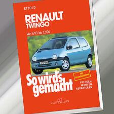 So wirds gemacht (Band 95) | RENAULT Twingo von 6/93-12/06 | Reparieren (Buch)