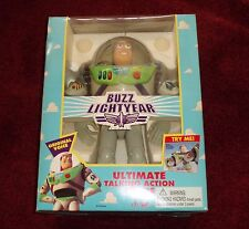 1995 Buzz Lightyear Toy Story Original Voice Ultimate Talking Action Figure NIB
