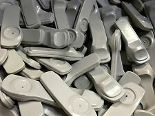 100 SENSORMATIC SUPERTAG SECURITY TAGS ORIGINAL PREOWNED 58KHZ without pins