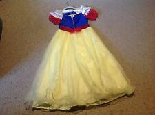 Used Snow White Disney Costume.  Girls 4 to 6X.