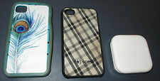 Mixed Iphone Covers Accessories Used LOT