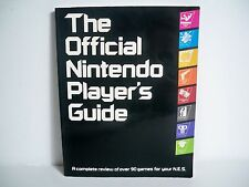 NINTENDO PLAYER'S GUIDE OFFICIAL MAGAZINE GOOD SHAPE NOTHING RIPPED