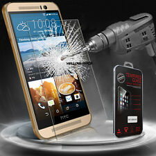 Genuine YELLOW-PRICE Tampered Glass Film Screen Protector For HTC ONE M9 2015