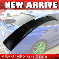 Painted ABS For Subaru WRX 4th STI V-Type Rear Window Roof Spoiler Wing