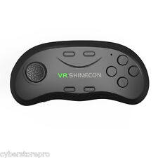 VR SHINECON Bluetooth Wireless Game Pad Remote Controller for Android iOS Window