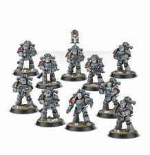 WH 40K 30K 10x MKIII Tactical Space Wolves Marines Horus Heresy Burning Prospero