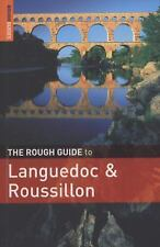 The Rough Guide to Languedoc & Roussillon (Rough Guides)-ExLibrary