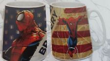 SPIDERMAN 15 oz COFFEE CUP MUG NEW IN BOX AVENGERS MARVEL