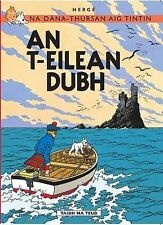 An t-Eilean Dubh by Georges Prosper Remi (Paperback, 2013) GAELIC TINTIN
