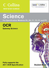 Science Student Book: OCR Gateway by HarperCollins Publishers (Paperback, 2011)