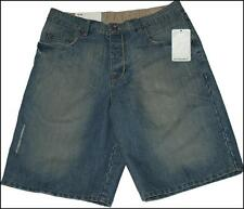 BNWT AUTHENTIC OAKLEY DENIM SHORTS IND DENIM NEW W30""