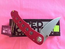 FC5-R FRED CARTER DESIGN PLAIN EDGE BY UNITED CUTLERY DISCONTINUED-COLLECTIBLE