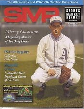 SPORTS MARKET REPORT, PSA PRICE GUIDE, Dec 2011 - Mickey Cochrane, Shaq