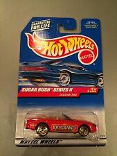 Hot Wheels Sugar Rush Series II Jaguar XK8 #2 of 4