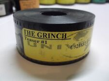 Dr. Seuss' How the Grinch Stole Christmas (2000) 35MM Movie Trailer Film #1 :62